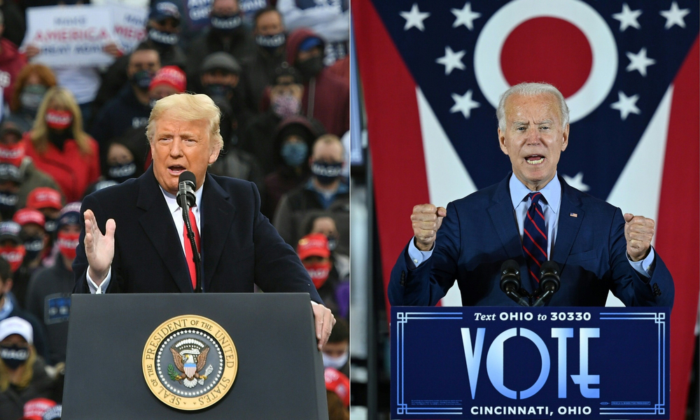 "Moments ago, the Electoral College gave Biden the ""270 votes"" that he needed to be ""elected President"", but this battle is far from over."