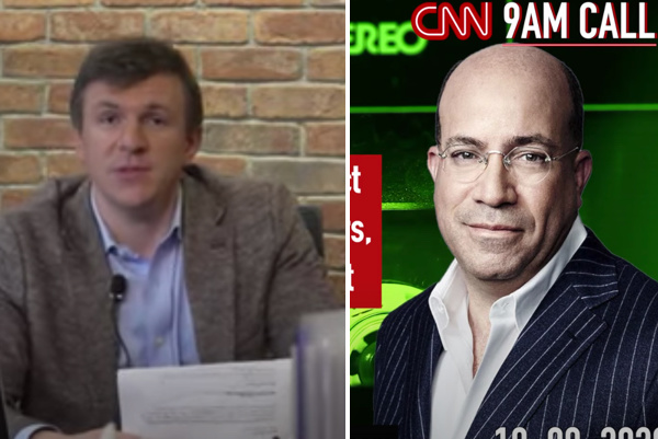 Project Veritas releases the CNN Tapes displaying CNN's media bias.