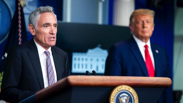 Dr. Scott Atlas resigned as the special adviser to President Donald Trump on the coronavirus pandemic and liberal critics pounced on the news to criticize him and the president.