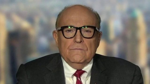President Donald Trump's lawyer Rudy Giuliani said he will leave the hospital on Wednesday after a short stay following his COVID-19 diagnosis over the weekend.