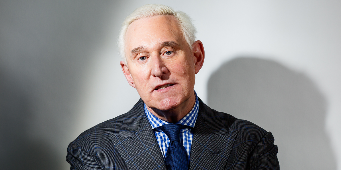 Roger Stone Says North Korean Boats Delivered Ballots Through Maine Harbor As Trump Boosts Fraud Claims