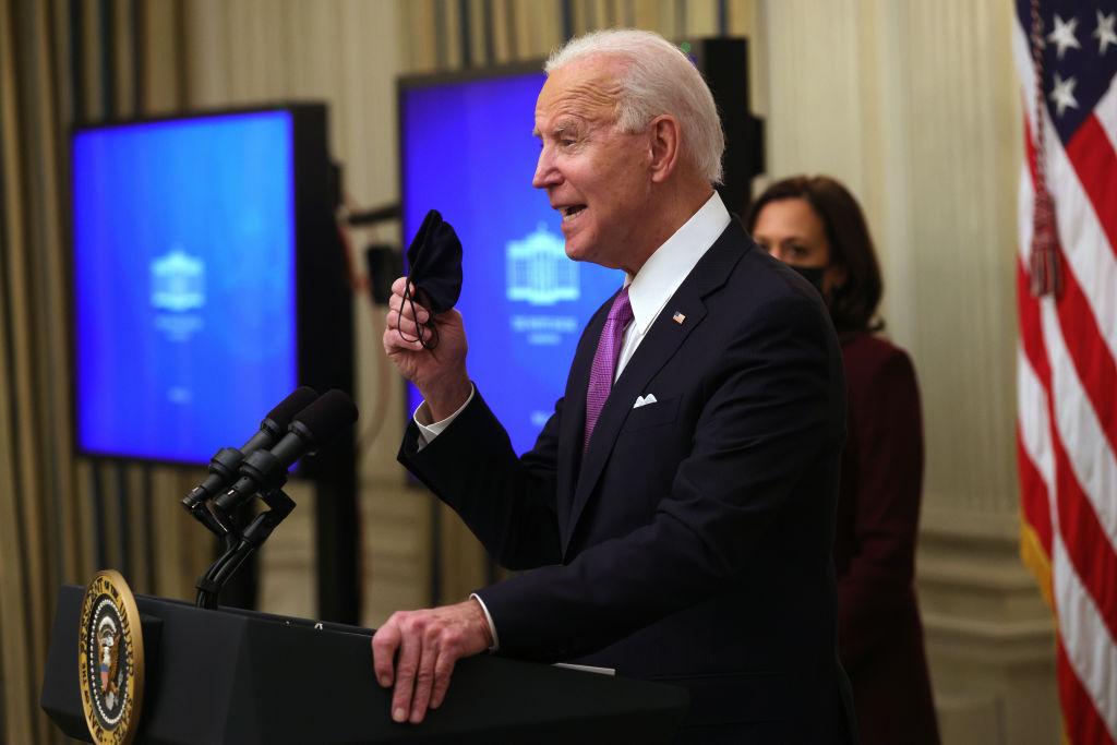 Biden Killed 52K American Jobs On Day 1 In Office
