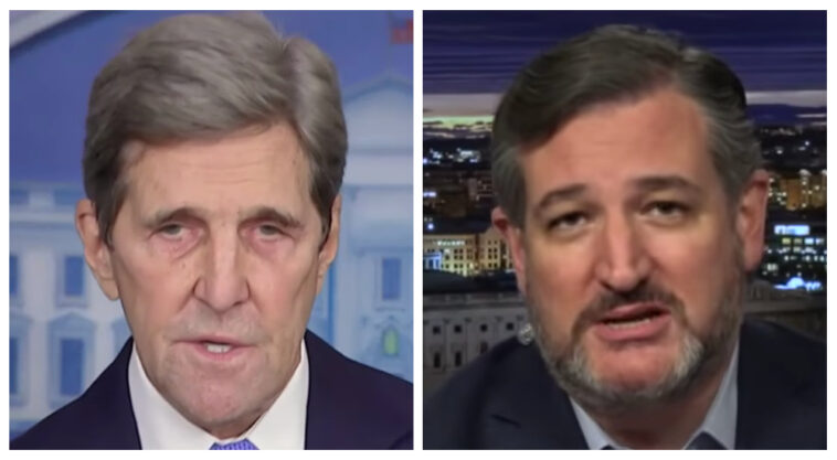 SMACK-DOWN: Cruz Laces 'Centimillionaire' John Kerry Over Claim Oil, Gas Workers Can Make Solar Panels