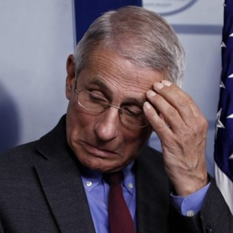 Anthony Fauci Joins the Long List of People Incapacitated by Coronavirus Vaccine