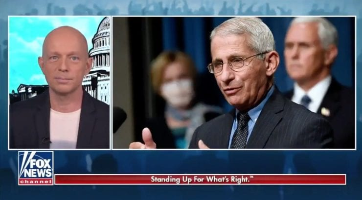 """Steve Hilton Drops BOMBSHELL: """"Dr. Fauci's Institute Commissioned Research That Produced This [COVID-19] Virus"""" After Obama Administration Banned Funding Of The Controversial Research"""