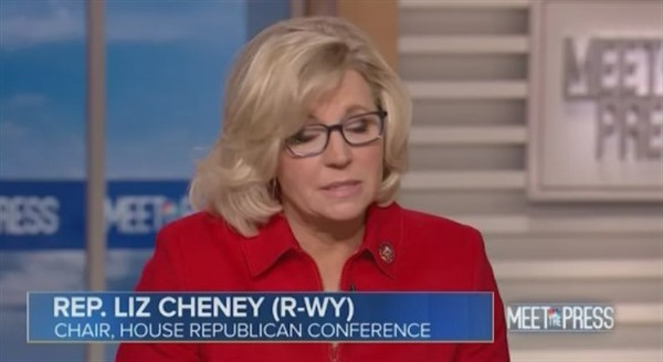 Liz Cheney Censured By Her Own State's GOP Over Impeachment Vote