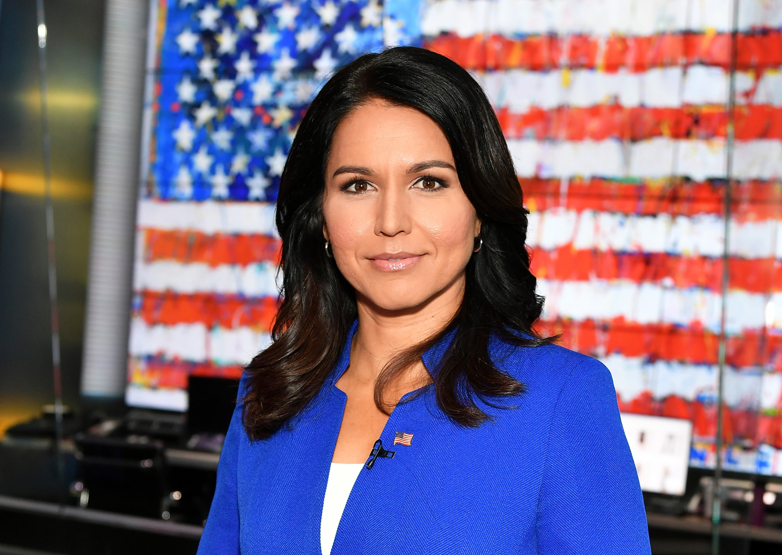 "Tulsi Gabbard Questions Biden: ""Have You Declared Martial Law?"""