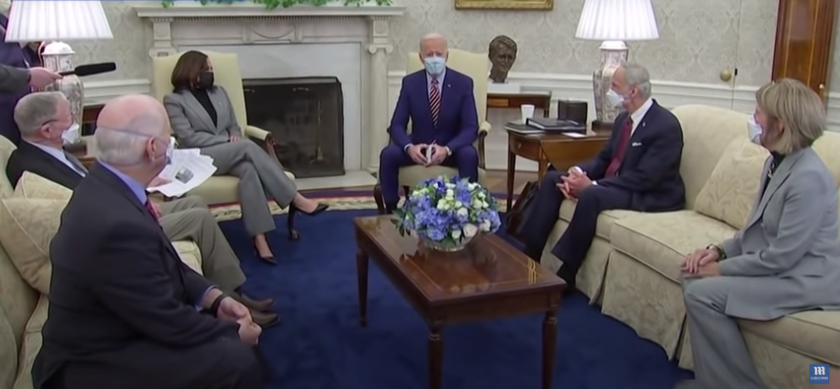 Watch As Biden Does Complete Flip Flop On China Rhetoric