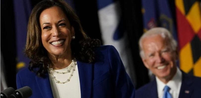 Kamala Harris Begins Joe Biden Presidency 'Takeover'