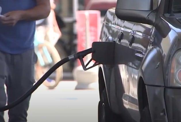 Gas prices soaring thanks to Joe Biden.