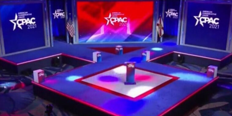 Now We Know for a Fact CPAC's 'Nazi Stage' Scandal is Complete Nonsense