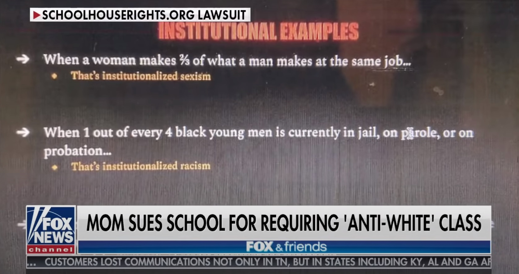 "Mom Sues Nevada School For Forcing Bi-Racial Son To Take ""Anti-White"" Class…""Unlearn Christian Principles"" [VIDEO]"