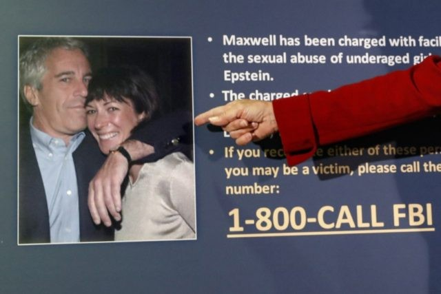 Judge: Certain Ghislaine Maxwell Details Too 'Sensational and Impure' for Public Release