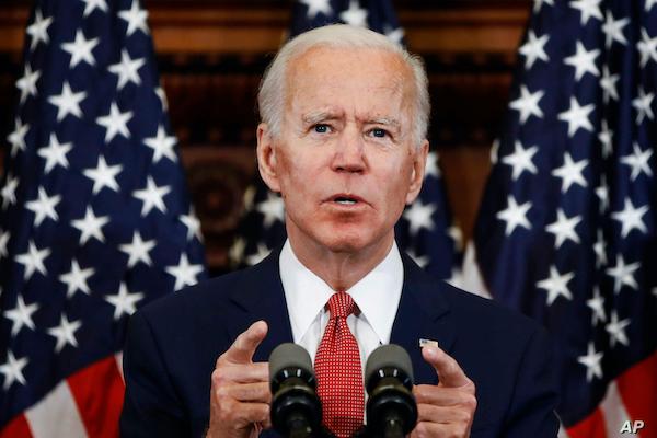 BREAKING: Joe Biden Will Be Giving His First Primetime National Address