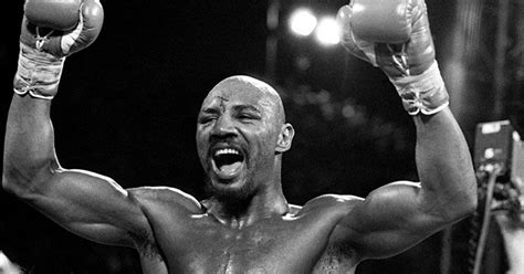 Boxing Great Marvin Hagler Dies After COVID-19 Vaccine