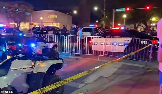 BREAKING: SWAT Team Moves In As Spring Breakers Commit Violence, Destroy Restaurants…City of Miami Declares State of Emergency [VIDEO]