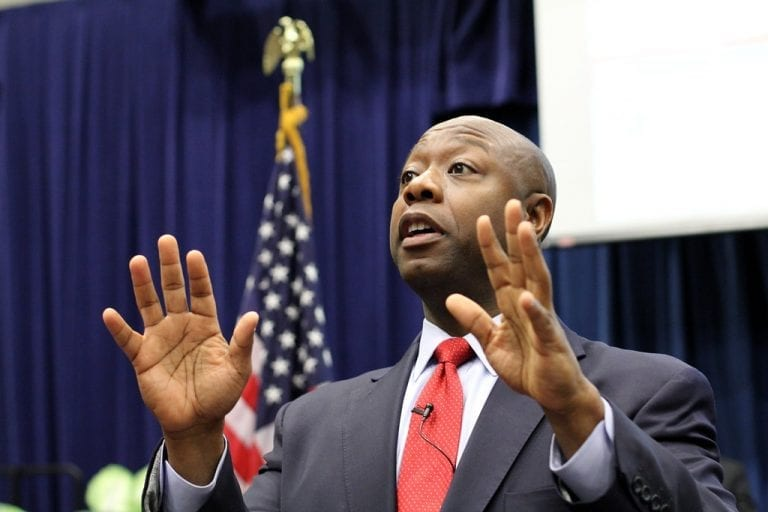 Donald Trump Just Dropped a Hint: Tim Scott for Vice President 2024?