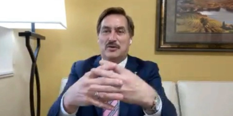 Exclusive: Mike Lindell reveals perfect timestamp correlation between late night vote 'drops' and Chinese cyberattacks