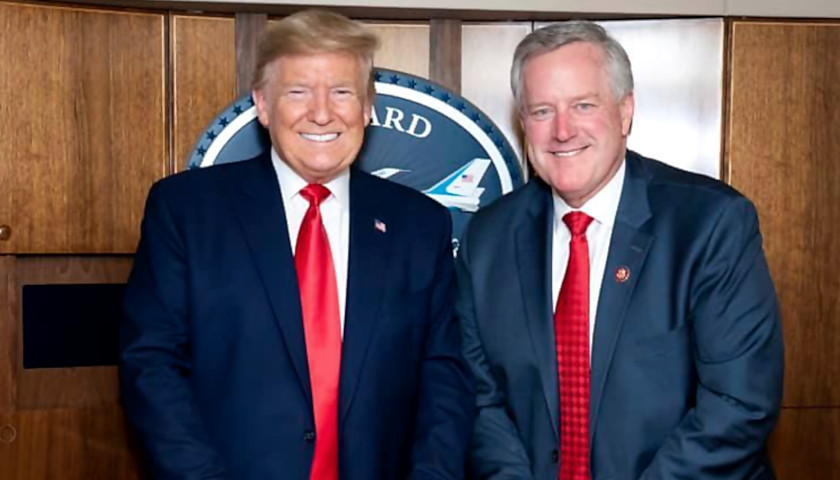 Mark Meadows Says Better Than '50-50' Odds Trump Runs in 2024