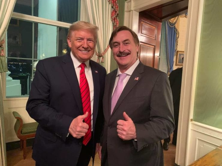 """Support Mike Lindell By Purchasing """"My Pillow"""" Products Directly From His Website…SAVE Up To 66% OFF With Promo Code: FedUp"""