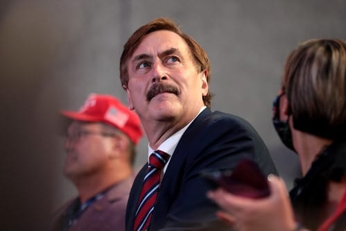 Mike Lindell Promises To Reveal New Election Fraud Evidence