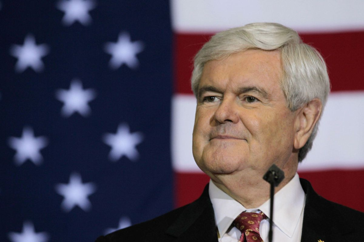 """Newt Gingrich: Pipeline Attack an """"Act of War,"""" Tells Biden to """"Order Killing"""" of Future Attackers"""