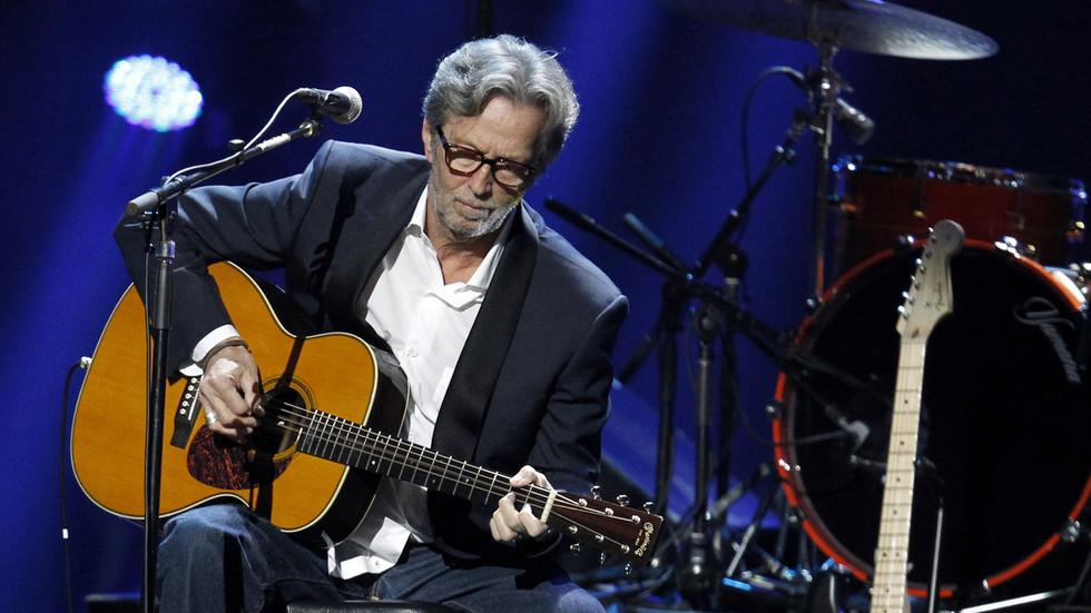 Eric Clapton - Guitarist